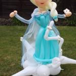 Ballonfigur Rapunzel Eiskönigin